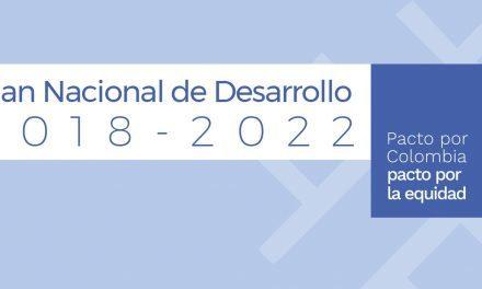 Los impuestos en el Plan Nacional de Desarrollo Ley 1955 de 25 de mayo de 2019
