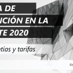 Tabla de retención en la fuente 2020