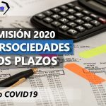 Nuevo plazo Supersociedades 2020 por coronavirus