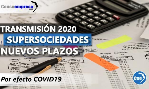 Transmisión Supersociedades 2020 2do aplazamiento